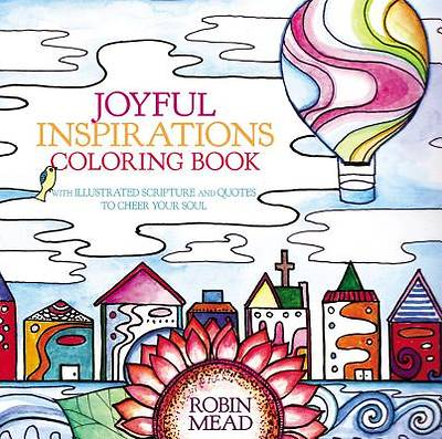 Picture of Joyful Places, Happy Faces Coloring Book