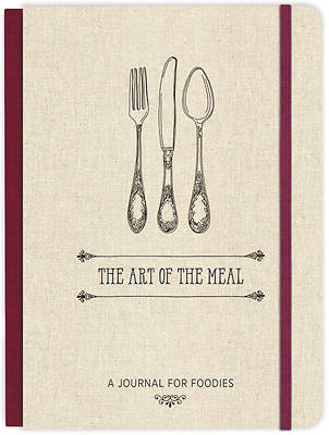 Picture of The Art of the Meal Hardcover Journal