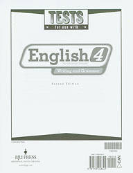 Picture of English 4 Tests 2nd Edition