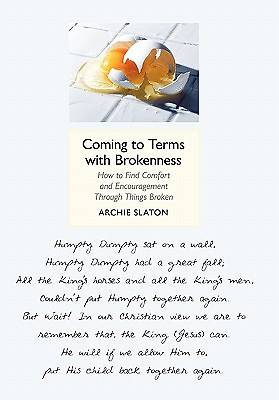 Coming to Terms with Brokenness