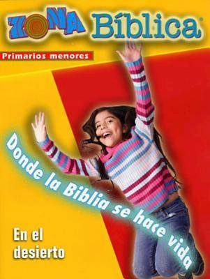 Picture of Zona Biblica En el Desierto Younger Elementary Leader's Guide
