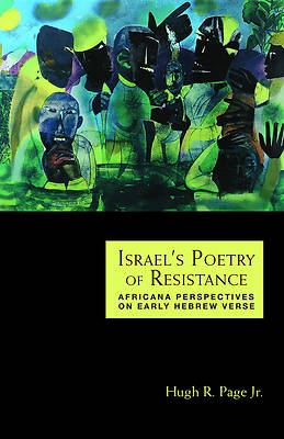 Picture of Israel's Poetry of Resistance