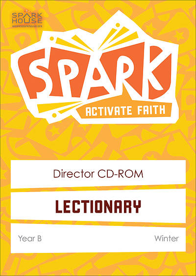 Spark Lectionary Director CD Winter Year B