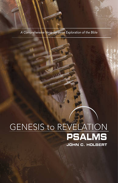 Genesis to Revelation Psalms Participant Book