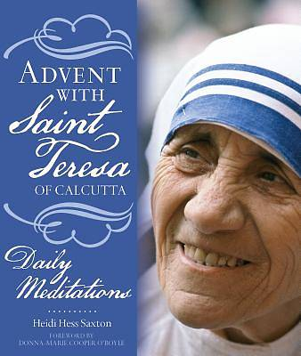 Picture of Advent with Saint Teresa of Calcutta