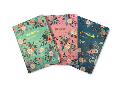 Picture of Journal-Cultivate Your Heart (Pack of 3)