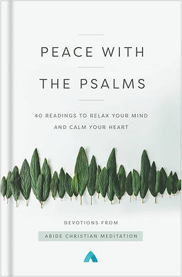 Picture of Peace with the Psalms