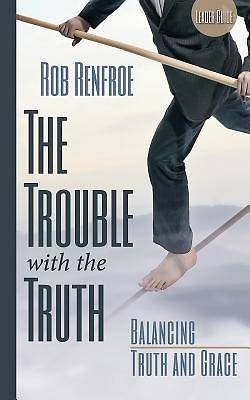 Picture of The Trouble with the Truth Leader Guide - eBook [ePub]