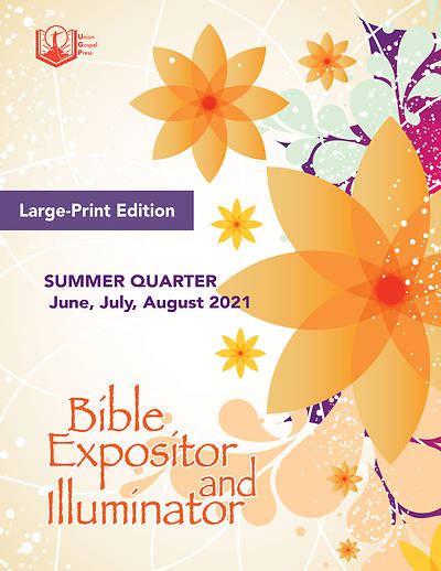 Picture of Union Gospel Bible Expositor Large Print Summer 2021