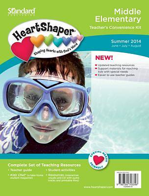 Standard HeartShaper Middle Elementary Teacher Kit Summer 2014