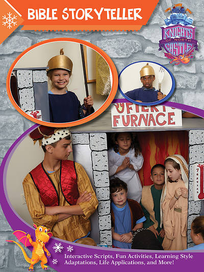 Picture of Vacation Bible School (VBS) 2020 Knights of North Castle Bible Storyteller