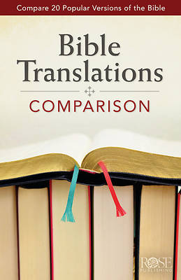 Bible Translations Comparison 10pk