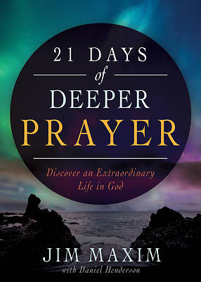 Picture of 21 Days of Deeper Prayer