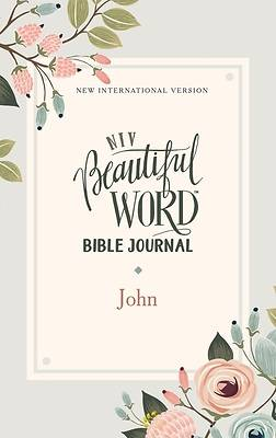 Picture of Niv, Beautiful Word Bible Journal, John, Paperback, Comfort Print