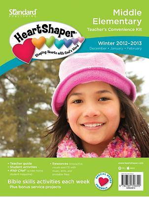 Standards HeartShaper Middle Elementary Teacher Kit Winter 2012-13