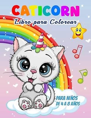 Picture of Caticorn Libro para Colorear