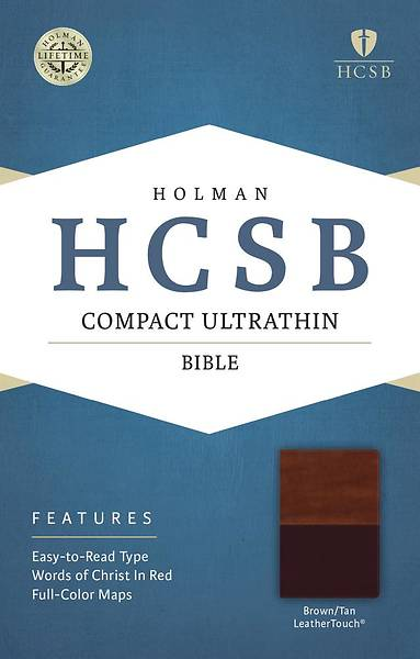 HCSB Compact Ultrathin Bible