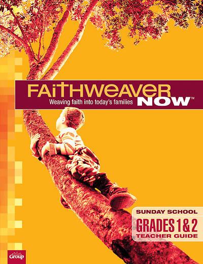 Picture of FaithWeaver Now Grades 1&2 Teacher Guide Fall 2017