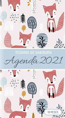 Picture of 2021 Planificador - Tesoros de Sabiduría - Zorros