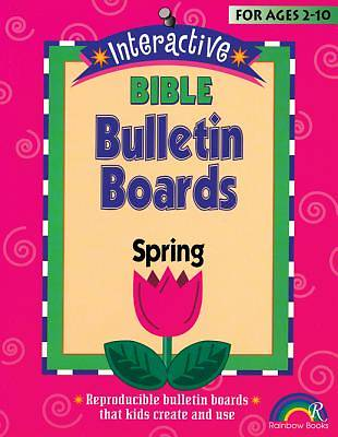 Interactive Bible Bulletin Boards Spring