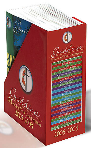 Guidelines for Leading Your Congregation 2005 - 2008, Set of 26 Booklets with Slipcase and Guide