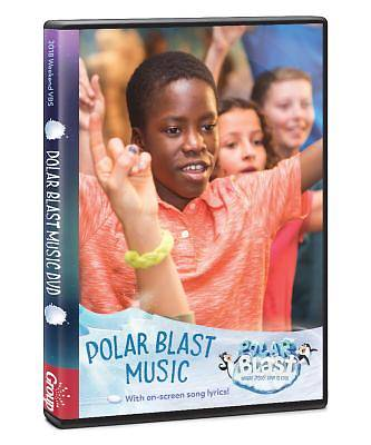 Vacation Bible School (VBS) 2018 Polar Blast Music DVD
