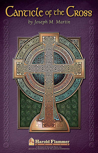 Canticle of The Cross SATB