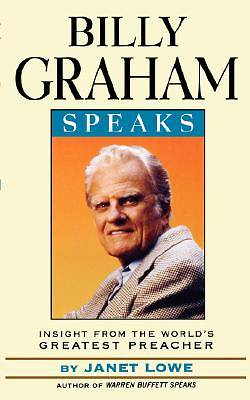 Billy Graham Speaks