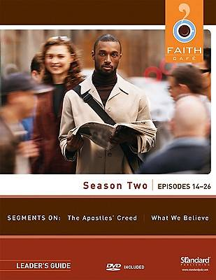 Faith Cafe, Season Two,  Episodes 14-26 Leaders Guide and DVD