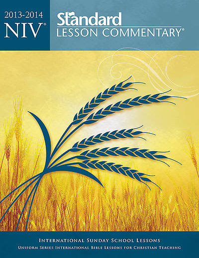 Standard Lesson Commentary NIV Paperback Edition 2013-2014