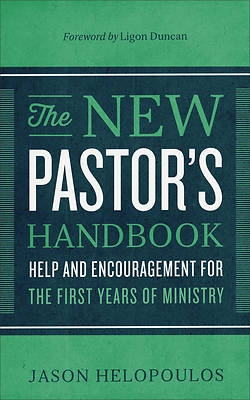 Picture of The New Pastor's Handbook