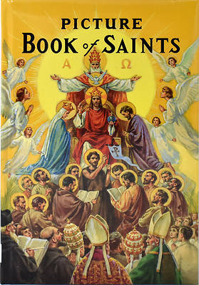 New Picture Book of Saints