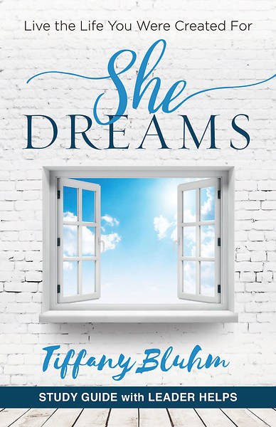 Picture of She Dreams - Women's Bible Study Guide with Leader Helps - eBook [ePub]