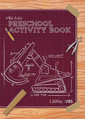 Picture of Vacation Bible School (VBS) 2020 Concrete and Cranes Preschool Activity Book