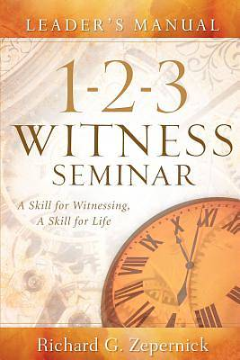 Picture of 1-2-3 Witness Seminar Leader's Manual