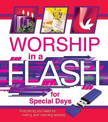 Picture of Worship in a Flash for Special Days