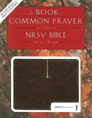 Picture of 1979 Book of Common Prayer/New Revised Standard Version Bible with Apocrypha