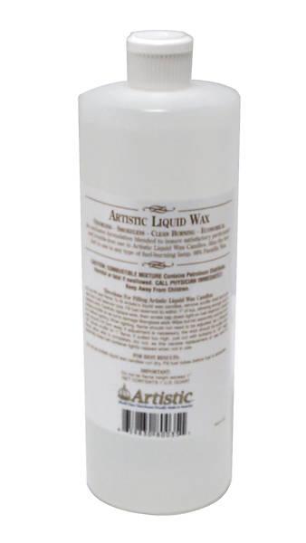 Picture of Artistic Liquid Wax Fuel - Quart Size