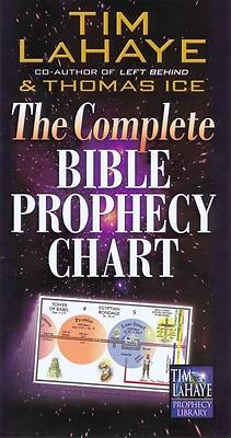 Picture of The Complete Bible Prophecy Chart
