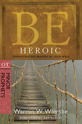Picture of Be Heroic