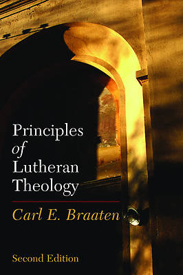 Picture of Principles of Lutheran Theology