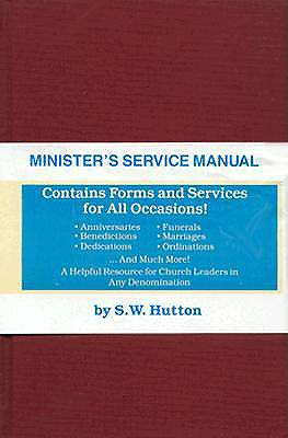 Ministers Service Manual