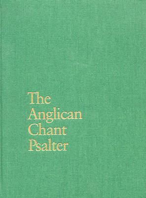 Picture of The Anglican Chant Psalter
