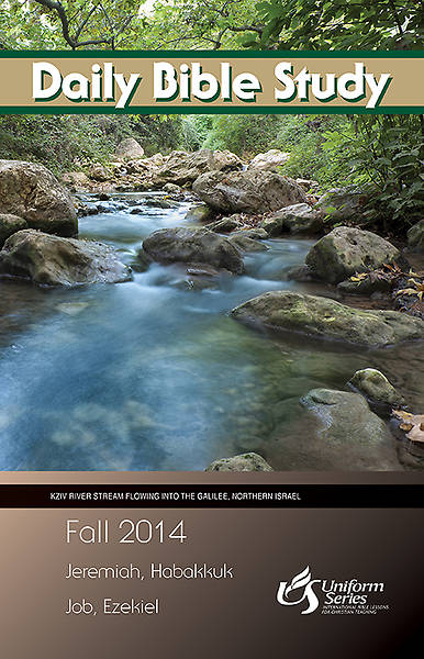 Daily Bible Study Fall 2014 - eBook [ePub]