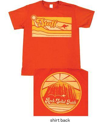 Picture of Group VBS 2015 Outback Rock Staff T-shirt (LG 42-44)