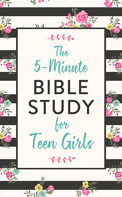 Picture of The 5-Minute Bible Study for Teen Girls