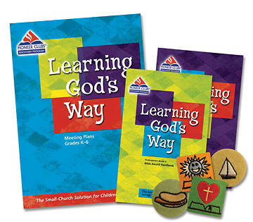 Pioneer Clubs Discovery Program: Learning Gods Way Kit