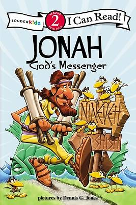 Picture of Jonah, God's Messenger