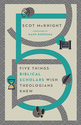 Picture of Five Things Biblical Scholars Wish Theologians Knew