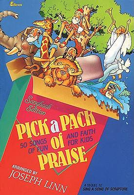 Pick a Pack of Praise